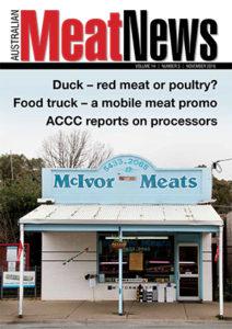 Australian Meat News November 2016