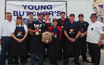 Lifeline International Young Butchers